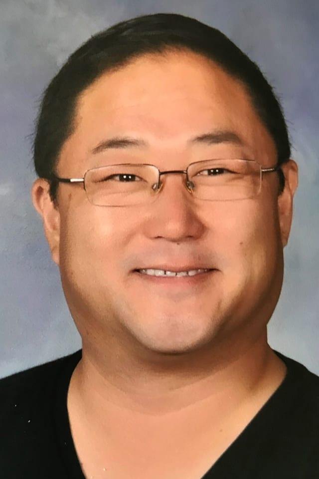 Anthony DeSantis, Division 1 STEM faculty