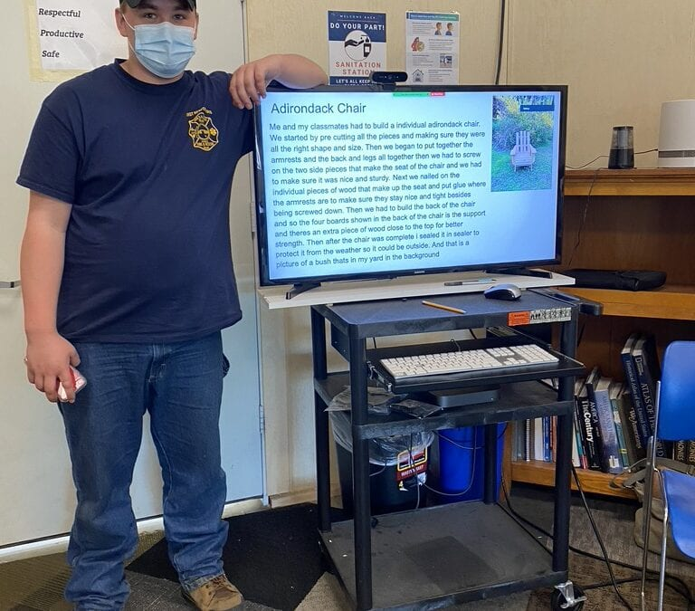 Senior Presentations '21